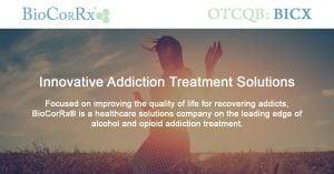 BioCorRx, Inc. (OTCQB: BICX)
